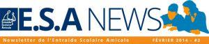 logo E.S.A news