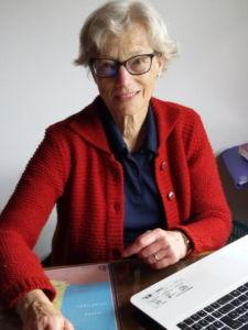 Marie-Gabrielle, bénévole à l'E.S.A