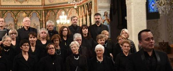 Concert du Choeur Aurelianum