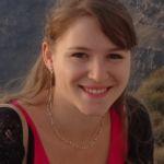 Sarah Mougnaud, co-responsable de l'antenne de l'Entraide Scolaire Amicale d'Avignon