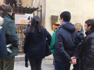 Visite des Traboules