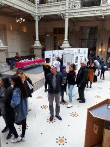 Paris 18  E.S.A expo